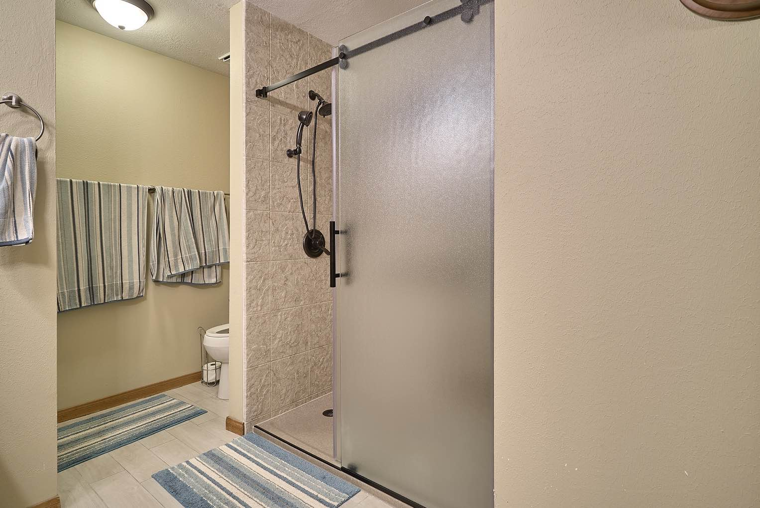 Tub To Shower Remodel