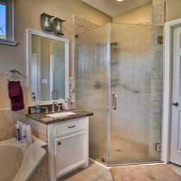 shower replacement renovation by the bath kitchen pros